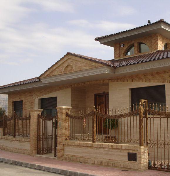 <span>Desamparados - Orihuela</span>Vivienda Unifamiliar